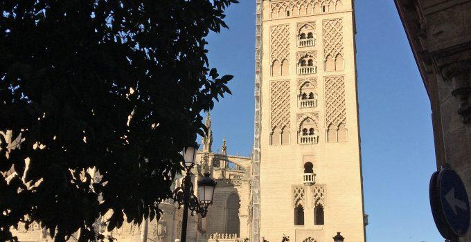 La Giralda De Seville