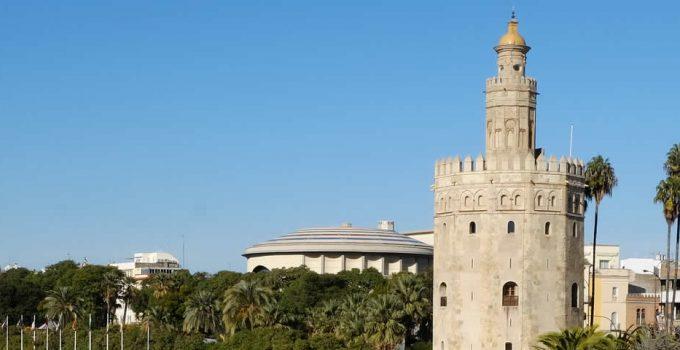 Tour Or De Seville
