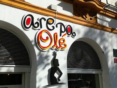 Arepa Olé-sevilla