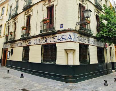 Enrique Becerra-sevilla