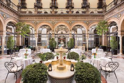 Hotel Alfonso XIII-sevilla