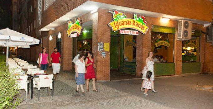 Iguanas Ranas-sevilla