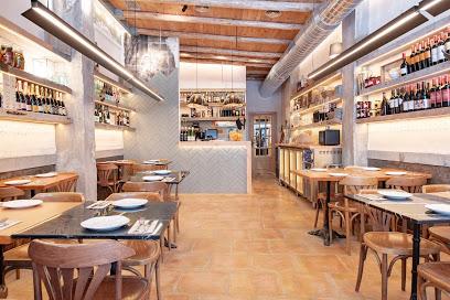 Restaurante Petra-sevilla