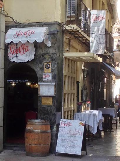 Restaurante Sevilla-sevilla