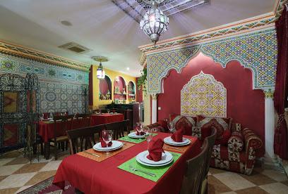 food halal & vegetarian مغربي حلال-sevilla