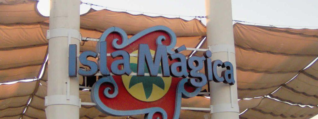 Isla Magica Seville
