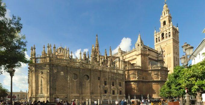 La Cathedrale De Seville