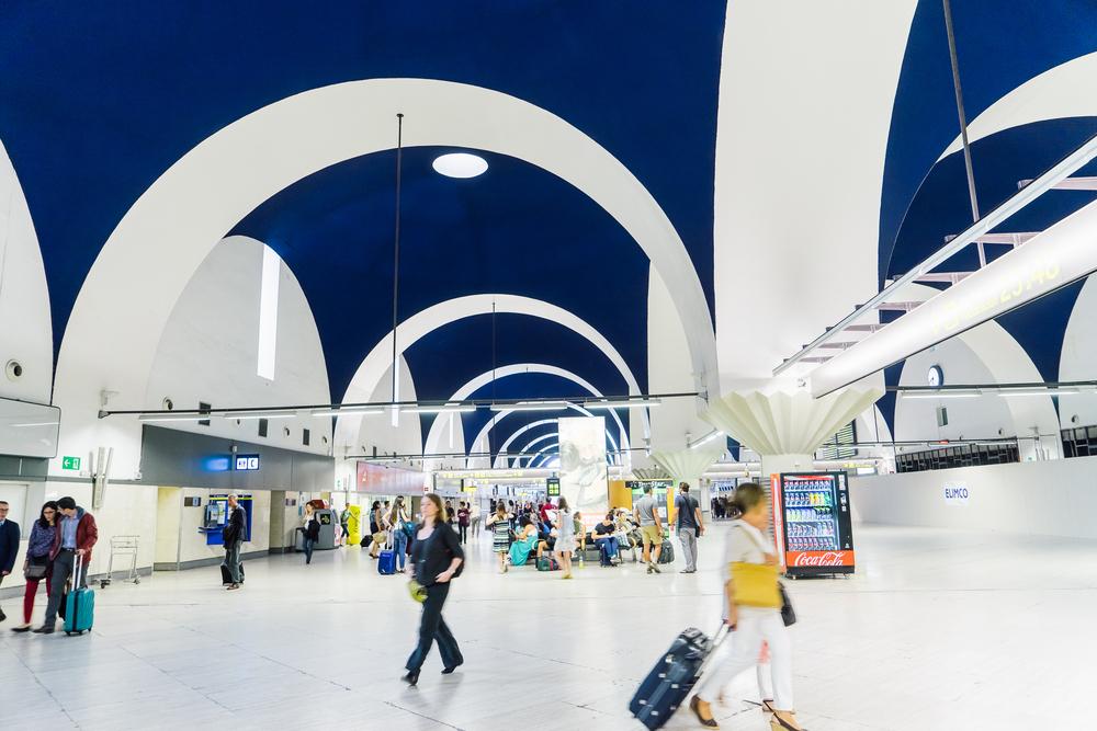 Laeroport De Seville Aeropuerto De San Pablo Sevilla