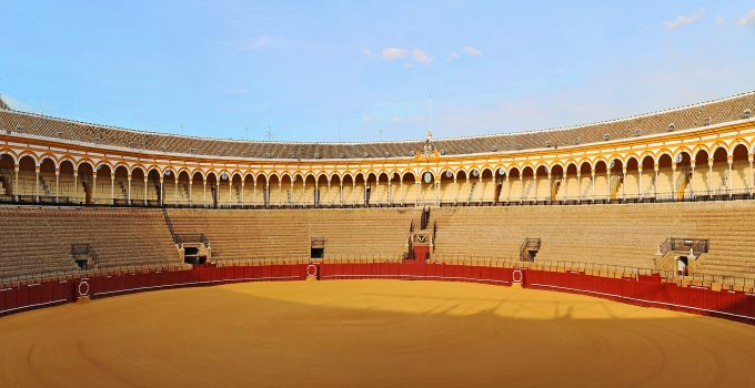 Plaza De Toros De La Real Maestranza De Seville