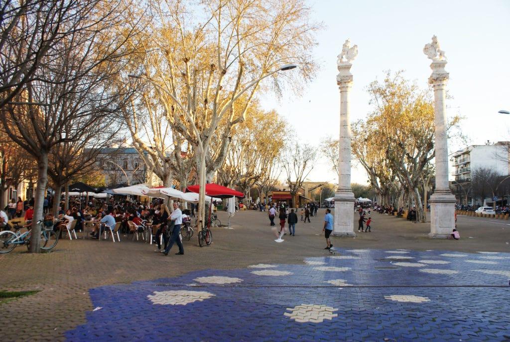 Seville Quartier Alameda De Hercules