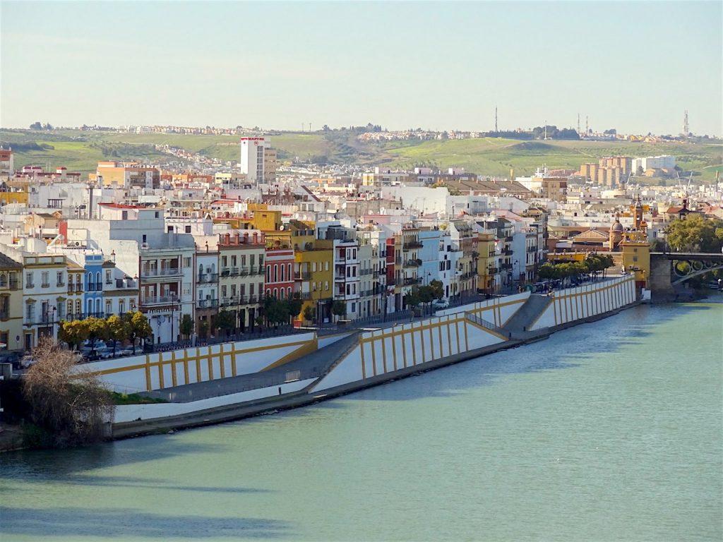 Seville Quartier De Triana