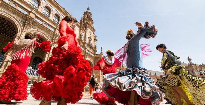 Seville Ville Du Flamenco